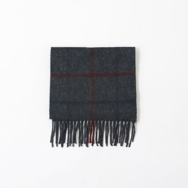 【bronte by moon】DALES SCARVES LINCOLN CHARCOAL