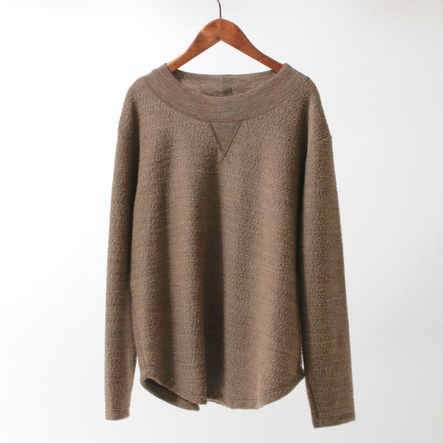 【FINAL PRICE】【35%OFF】【R JUBILEE アール ジュビリー】WOOL PULLOVER