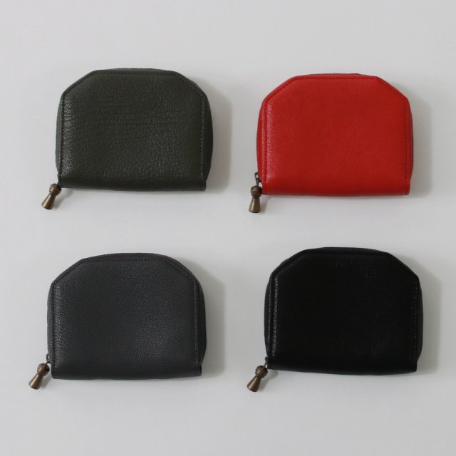 【POSTALCO】KETTLE ZIPPER WALLET SMALL