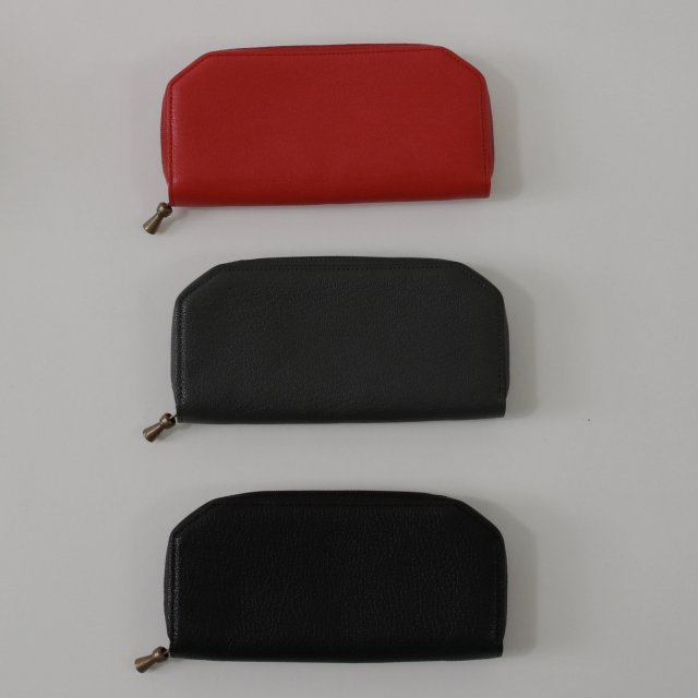 【POSTALCO】KETTLE ZIPPER WALLET LONG