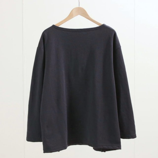 【2020S/S】【OUTIL ウティ】TRICOT GROIX NAVY