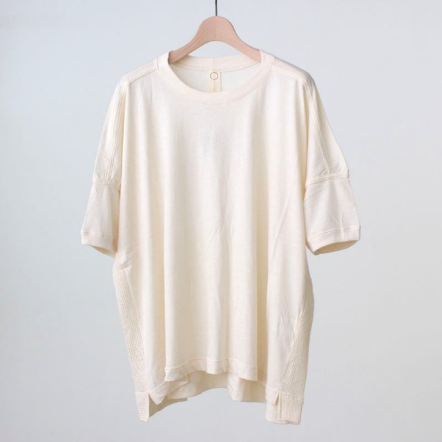 【30%OFF】【2020 S/S】【O PROJECT オープロジェクト】SS WIDE FIT TEE KINARI