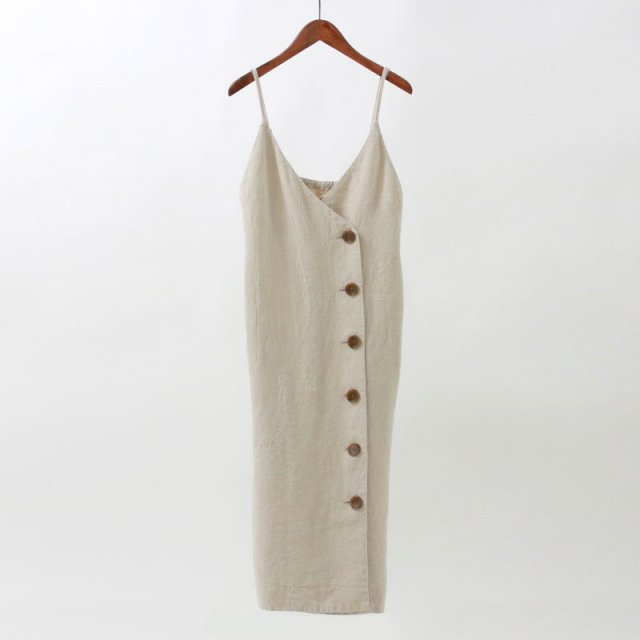【2020S/S】【R JUBILEE アール ジュビリー】CAMISOLE DRESS OFF WHT