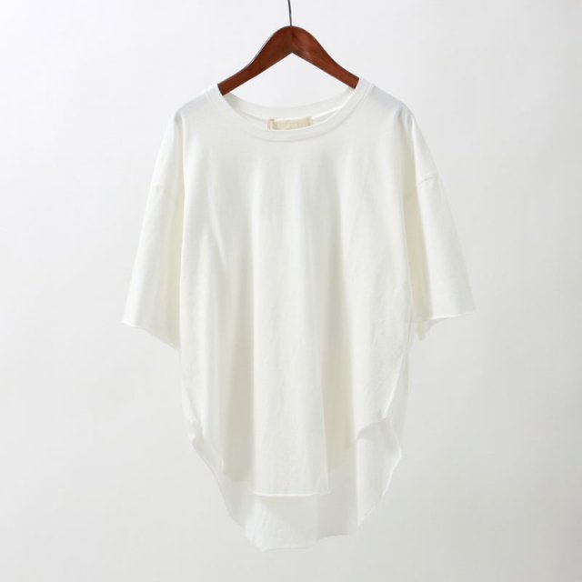 【2020S/S】【R JUBILEE アール ジュビリー】OVER TEE OFF WHT