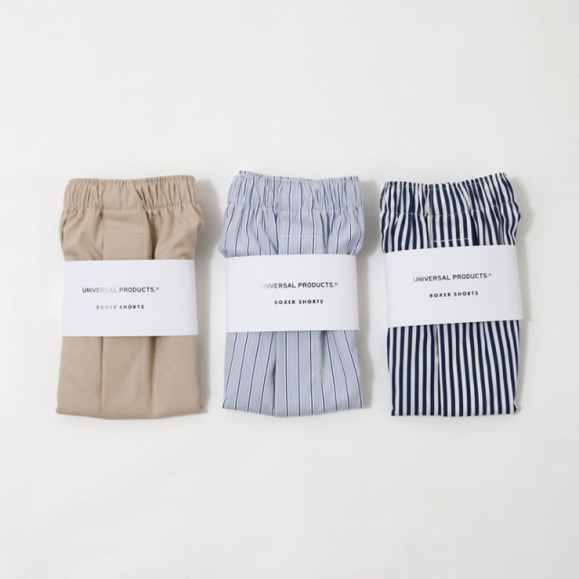 【2020A/W】【UNIVERSAL PRODUCTS ユニバーサルプロダクツ】T.M. BOXER SHORTS