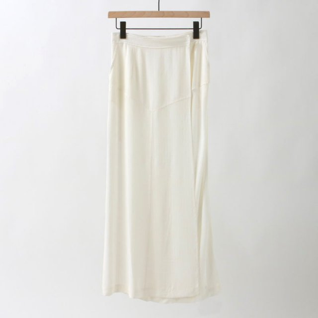 【40%OFF】【JANE SMITH ジェーンスミス】WRAP LONG SKIRT