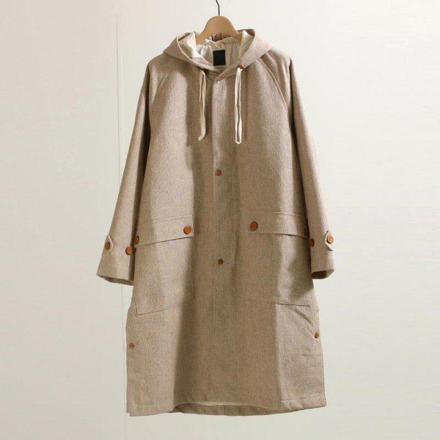 【2020 A/W】【EASY TO WEAR イージートゥウェアー】SOFA FABRIC COAT BEIGE