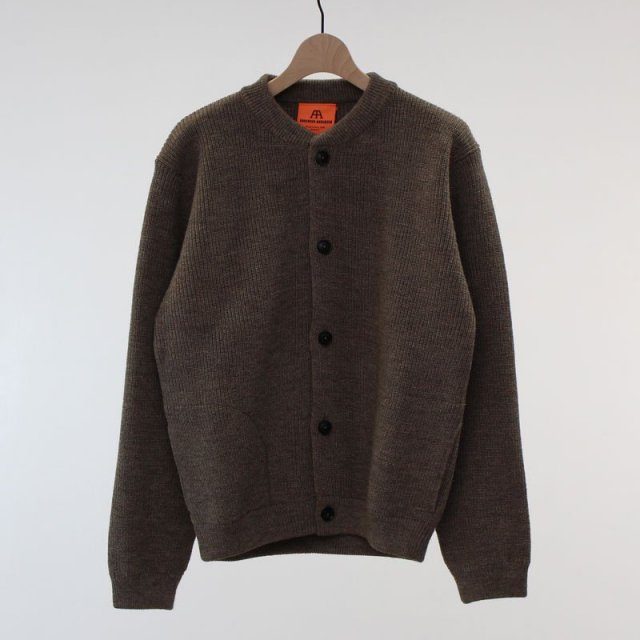 【ANDERSEN-ANDERSEN アンデルセンアンデルセン】SKIPPER JACKET 7GG NATURAL TAUPE