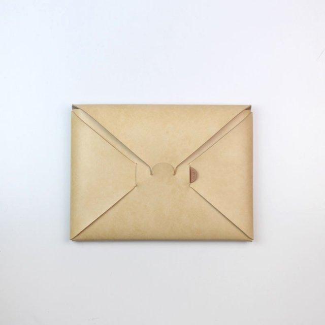【期間限定POP UPアイテム】【i ro se イロセ 】seamless clutch bag-S NUDE