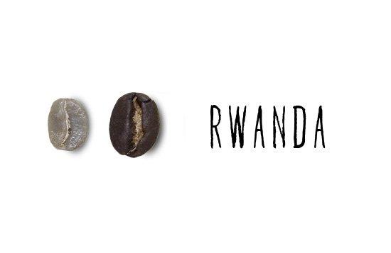 ルワンダ バフコーヒー ニヤルシザ/200g