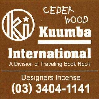KUUMBA CEDER WOOD