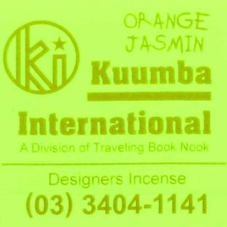 KUUMBA ORANGE JASMIN