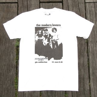 The Modern Lovers オールドポスター Tシャツ<img class='new_mark_img2' src='//img.shop-pro.jp/img/new/icons5.gif' style='border:none;display:inline;margin:0px;padding:0px;width:auto;' />