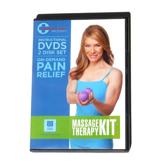 Yoga Tune Up® DVD