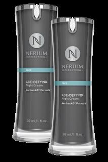 ネリウム エイジディファイング ナイトクリーム2個セット Nerium Age-Defying Night Cream NeriumAD Formula 2pack