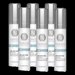 ネリウム エイジディファイングアイセラム6個セット Nerium Age-Defying Eye Serum (6-Pack)