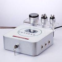 ☆≪販売終了≫C19 40Kキャビテーション超音波RFラジオ波痩身器美顔器併用 3ヘッド