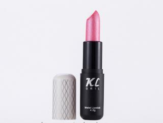 カイリジュメイ グリッドシマーリップスティックス Kailijumei Grid Shimmer Lipstick