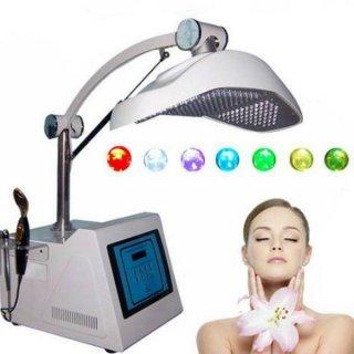 プロ業務用強力7色LED+2種レーザーオムニラックス美顔器育毛/増毛対策に