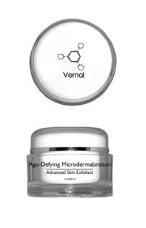 Vernal Skincare Age-Defying Microdermabrasion Scrub ヴァ—ナル スキンケア エイジディファイング マイクロダーマブレーション スクラブ