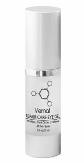 Vernal Skincare Vernal Repair Care Eye Gel Removes Dark Circles  ヴァ—ナル スキンケア リペアー ケア 目元用アイジェル