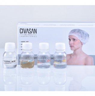 civasan シバサン フェイシャルケミカルキット Facial Chemical Program
