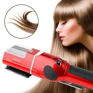 Fasiz CORDLESS SPLIT END Split-Ender PRO Electric Hair Trimmer Doubles スプリットエンダ—プロ 自動枝毛切り