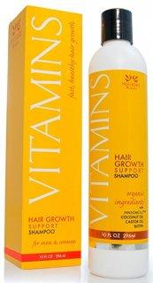 Vitamins Hair Growth Support Shampoo ビタミンズ ヘア グロース シャンプー