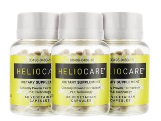 Heliocare Daily Use Antioxidant Formula Capsules SET3 飲む日焼け止め ヘリオケア 60カプセルx3個  アンチオキシダント