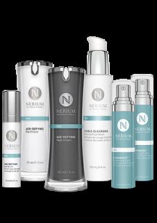 Nerium AD ネリウム Advanced Skincare Set アドバンスドスキンケアセット