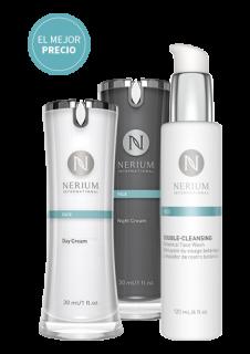 Nerium AD ネリウム ナイトクリーム デイクリーム クレンザーコンボパック Night, Day, Cleanser Combo
