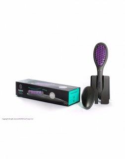 ダフニ ブラック ストレートヘアセラミックブラシ Dafni Black Hair Straightening Brush