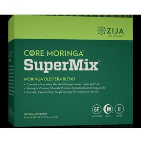 ジージャ コアモリンガ スーパーミックス   Zija Core Moringa SuperMix 32 Sachets