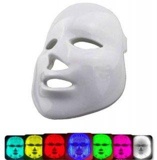 7色新型LEDスペクトルオムニラックスコラーゲン美肌マスク型美顔器