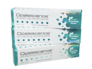 Opalescence Toothpaste Sensitivity Relief Whitening Formula 4.7oz オパールエッセンス 知覚過敏向け 歯磨き粉 3本セット