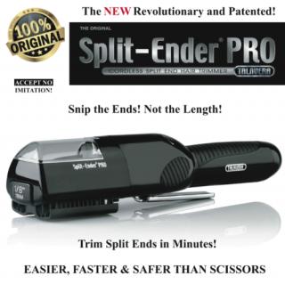 Split-Ender Split Ender PRO Talavera Cordless Electric Hair Trimmer Doubles スプリットエンダ—プロ 自動枝毛切り