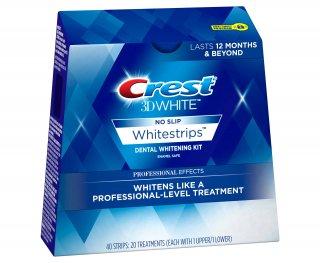 クレスト 3D ホワイトストリップス プロフェッショナルエフィクト  ホワイトニングシート Crest 3D White Whitestrips Professional Effects