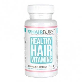 ヘアバースト ヘアビタミンサプリ1か月分 HairBurst Hair Formula, 60 Count 1 MONTH