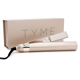 TYME Iron Pro タイムプロ チタンプレート ストレート&カール2ウェイヘアアイロン 2 in 1 Hair Straightener and Curling Iron