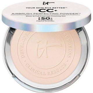 IT COSMETICS Your Skin But Better CC+ Airbrush Perfecting Powder イットコスメティックス ユアスキンバットベターCCパウダー