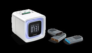 Sensorwake 2 Discovery pack ディスカバリーパック センサーウェイク2 香りの目覚まし時計
