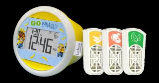 Sensorwake Minions Kids Alarm Clock Pack センサーウェイク ミニオンズ 香りの目覚まし時計