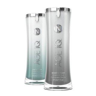 Nerium ネリウム Age IQ™ Night & Day Combo ナイトクリーム & デイクリーム コンボ パック ネオラ Neora