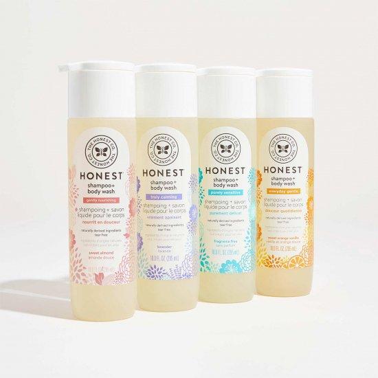 The Honest Company Shampoo + Body Was...