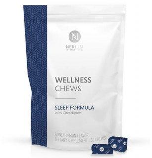 Nerium Wellness Sleep Chews ネリウム 睡眠 サプリメント