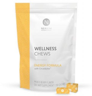 Nerium Wellness Energy Chews ネリウム ウェスネス エナジー 栄養 サプリメント