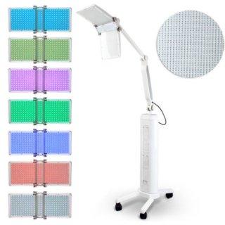 bio light サロン 業務用 強力 LED 光美顔器 7色 コラーゲンマシン スタンド付
