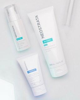 NEOSTRATA Starter Set ネオストラータ スターターセット 洗顔 セラム クリーム 3点セット