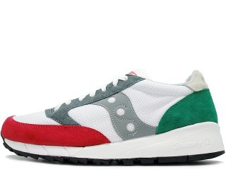 SAUCONY x ALIFE JAZZ 91 ALIFE LIMITED RED/GREEN/WHITE<BR>サッカニー エーライフ ジャズ エーライフ
