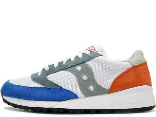 SAUCONY x ALIFE JAZZ 91 ALIFE LIMITED BLUE/ORANGE/WHITE<BR>サッカニー エーライフ ジャズ